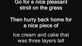 The Old Farmer Lyrics Video