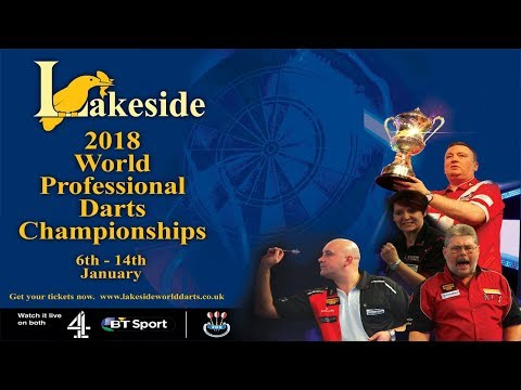 Lakeside 2018 World Professional Darts Chamionship