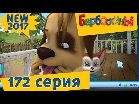 Барбоскины - 172 серия. Дубль Цыпа. Новая серия! Премьера!