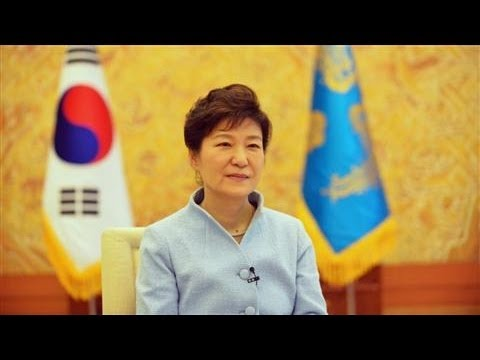 An Interview With South Korean President Park Geun-hye