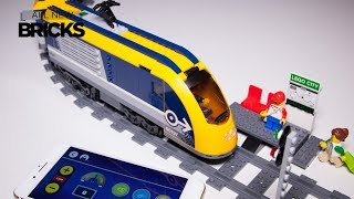 Lego City 60197 Passenger Train with Powered Up App