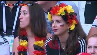 Alemania vs Corea del Sur - Rusia 2018 - HD