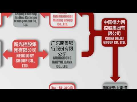 姚庆、孙瑶、贯君、刘呈杰及陈峰的完整企业关联结构动图