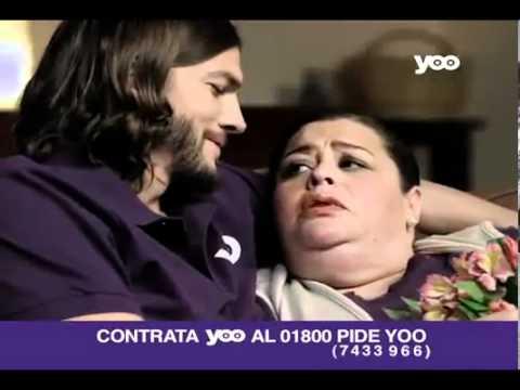 YOO CONTRA TELMEX EL COMERCIAL MAS PENDEJO DE YOO ASHTON KUTCHER