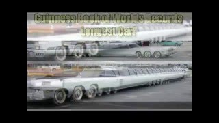 Longest Limo in the World!!!!!!!!!!!!!!!!!