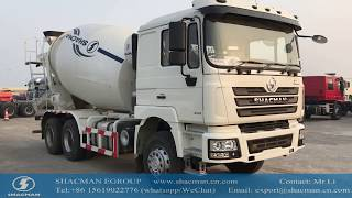 Shacman f3000 concrete mixer truck,Shacman concrete mixer truck for sale