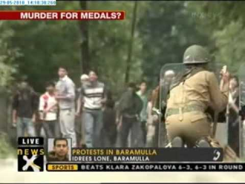 Murder for Medals: Army kills 3 in Kashmir?