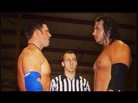 Matt Hardy vs AJ Styles
