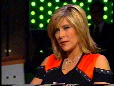 Samantha Fox Meets Rude Finnish Interviewer