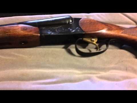 New to me  Baikal 20 gauge double barrel shotgun