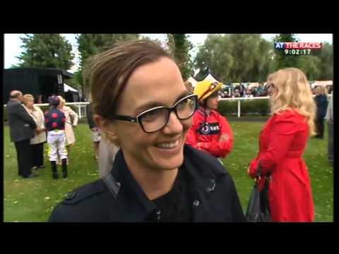 Victoria Pendleton speaks with Matt Chapman