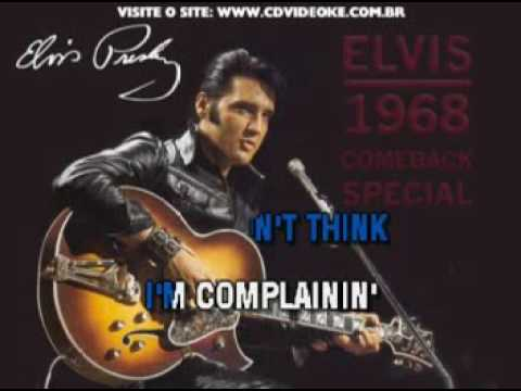 Elvis Presley   I Got Stung