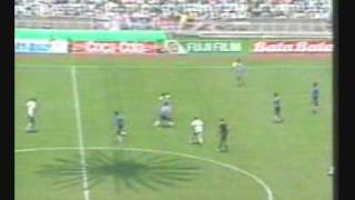 MARADONA vs ENGLAND (1986 WORLD CUP) BOTH GOALS...