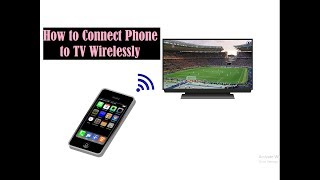 Connect Mobile to TV - Miracast - Miracast Android - Screen Mirroring App - Screen Mirroring Samsung