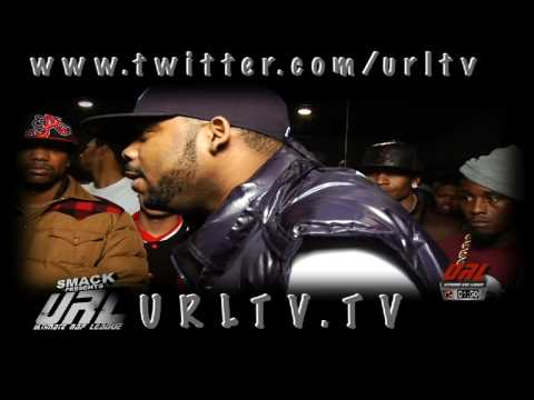 URL Presents Young Miles vs Aye Verb RD 2