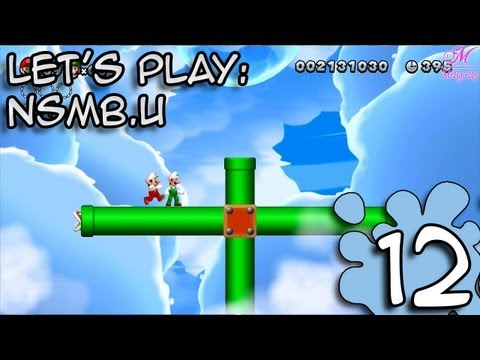 L'aventure New Super Mario Bros U | Trunks en tant que Boss | Episode 12