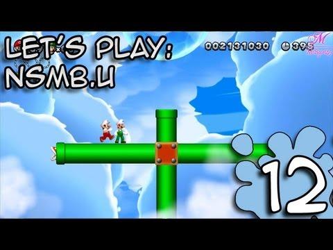 L'aventure New Super Mario Bros U   Trunks en tant que Boss   Episode 12