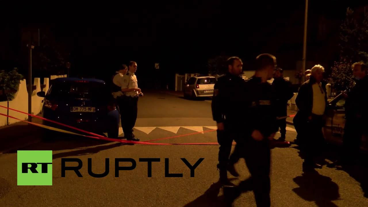 France: Paris suburb on lockdown after policeman and wife killed in hostage situation