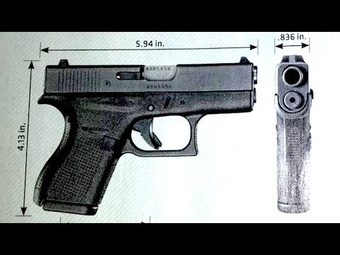 The New Glock 42: Ah. Crap...