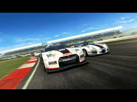 Cut Copy - Take Me Over (Mylo Remix) (Real Racing 3)