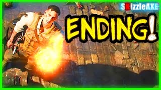 GOROD KROVI EASTER EGG ENDING CUTSCENE ~ GOROD KROVI MAIN EASTER EGG END (Black Ops 3 Zombies DLC 3)