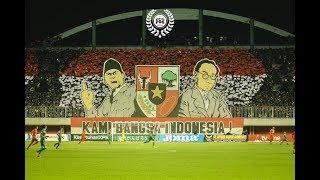 Brigata Curva Sud: KAMI BANGSA INDONESIA! - Liga 2 (18.08.17)