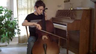 Philip Wesley 34 Unbridled Spirit 34 On Cello