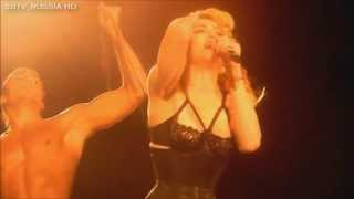 Madonna- Screaming of pain, Love Spent (Live in Buenos Aires)