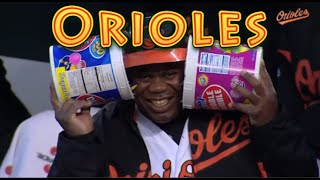 Baltimore Orioles: Funny Baseball Bloopers