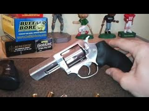 CCW CANNON! RUGER SP101 .357 MAGNUM 3