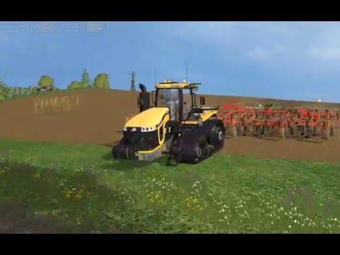 Farming Simulator 2015:  John Deere Corn Harvest