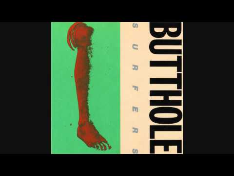 Butthole Surfers - Whirling Hall Of Knives
