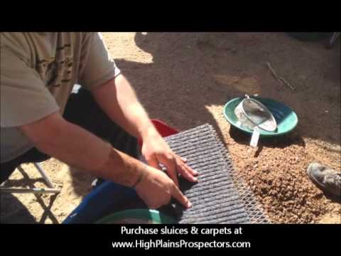 Rich Hill Arizona Gold Prospecting Day 2 - Part I