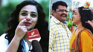 Nithya Menon Interview : I taught K S Ravikumar to be calm | Mudinja Ivana Pudi Movie, Sudheep