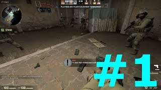 CS:GO #1 - Counter Terrorists