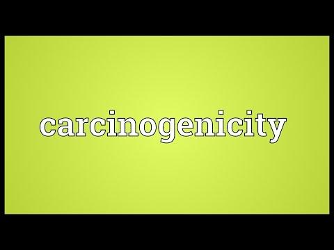 Header of carcinogenicity