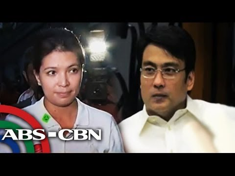 Why Lani Mercado worries about Bong Revilla