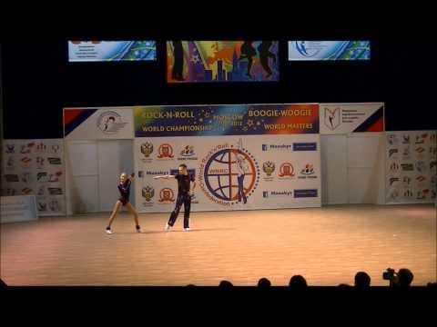 Natalia Mukhina & Marat Batyrshin - Weltmeisterschaft 2012