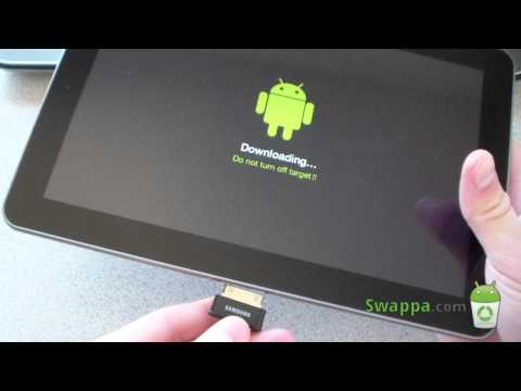 Watch How to Unroot / Unbrick the Samsung Galaxy Tab 10.1 - Latest
