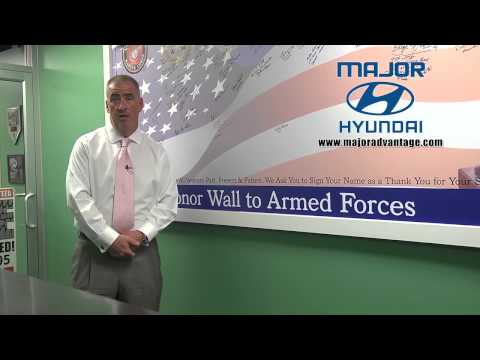 Dan Dortic's A Proud Veteran Major Hyundai Route 611 Stroudsburg