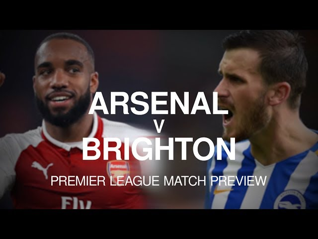 Arsenal vs Brighton | Premier League Match Preview