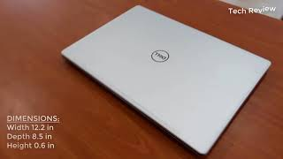 Dell Inspiron 7370 (8th Generation) Laptop Review     i5-8250U