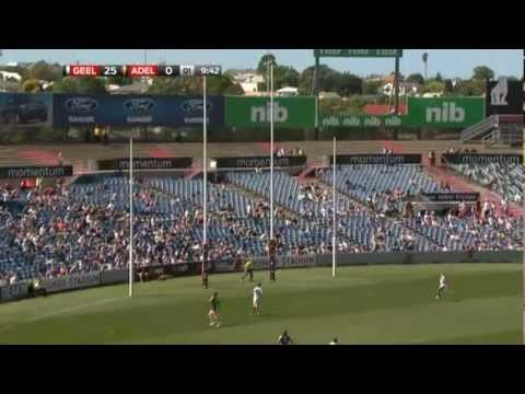 Jordan Murdoch - Courage, Cool Finish - AFL - Smashpipe Sports Video