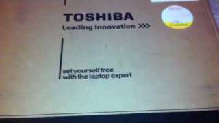 Bypass the password for free on your toshiba laptop