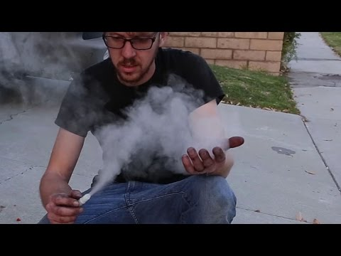 how to make a smoke machine for vacuum leaks