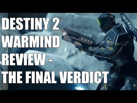 Destiny 2 Warmind Review - The Final Verdict