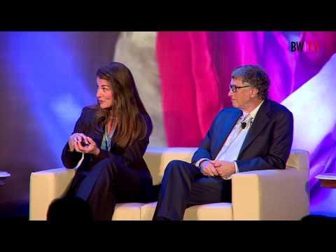 Bill Gates and Melinda Gates - 'All Lives Have Equal Value' - Part 2