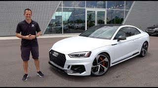 Is the 2019 Audi RS5 a BETTER performer than the BMW M4?