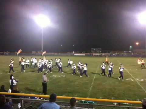 Southern high school marching band-racine ohio
