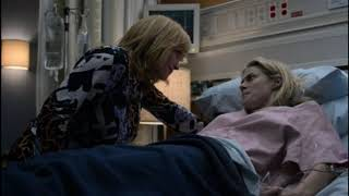 Trish And Her Mom Hospital Scene! - Marvel Jessica Jones 2x13 'And They Need A Stool Sample!'